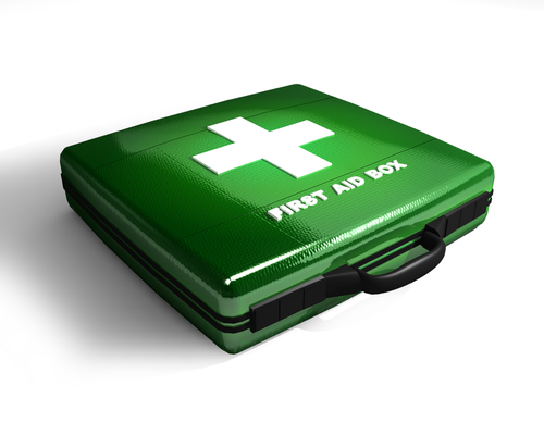 green_first_aid_kit